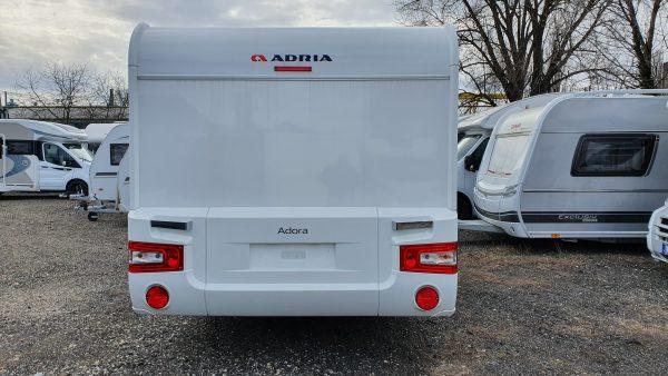Inaktív járművek Adria Adora 522 UP