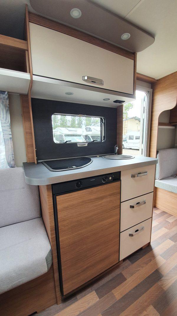 Inaktív járművek Weinsberg CaraOne 400 LK
