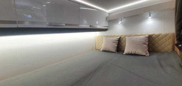 Rent Adria Matrix Axess 600 SP