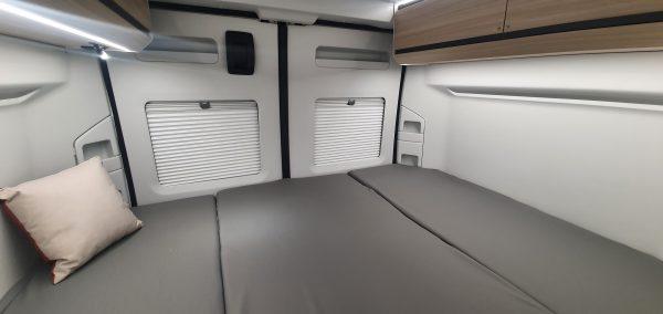 Inaktív járművek Adria Twin Axess 600 SP