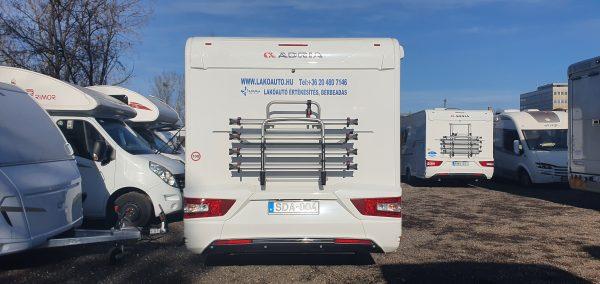 Inaktív járművek Adria Matrix Axess 670 DL