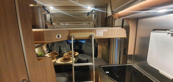 Inaktív járművek Laika Ecovip 3009 L