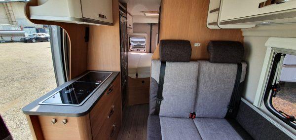 Inaktív járművek Weinsberg CaraBus 600 DQ
