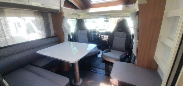 Rent Adria Matrix Axess 600 SL