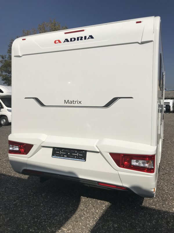 [category] Adria Matrix Axess M 670 SL