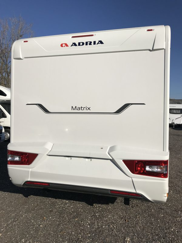 [category] Adria Matrix Axess M 670 SP