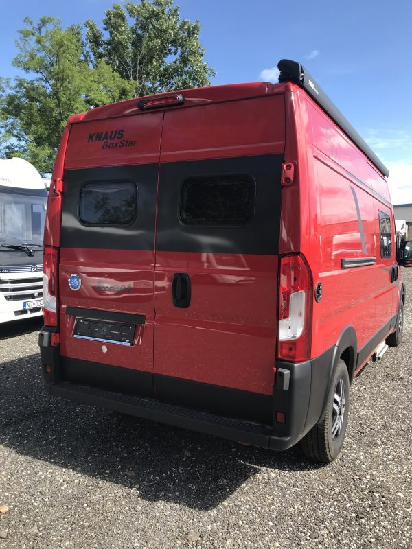 [category] Knaus BoxStar Street 600 MQ
