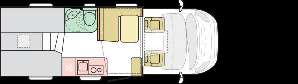 [category] Adria Matrix Plus 600 SL