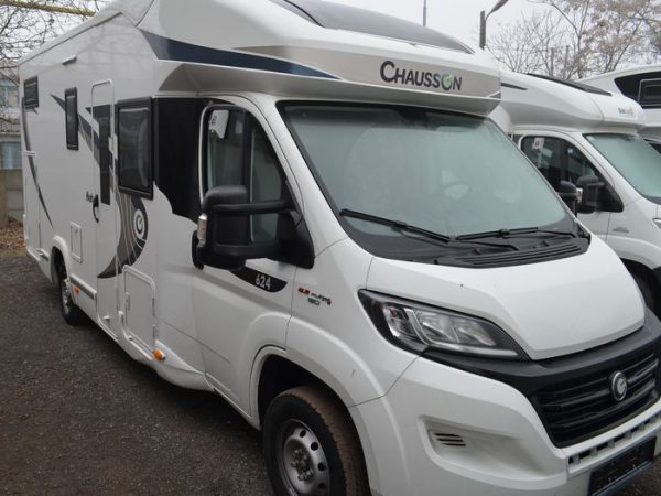 Rent Chausson Flash 624