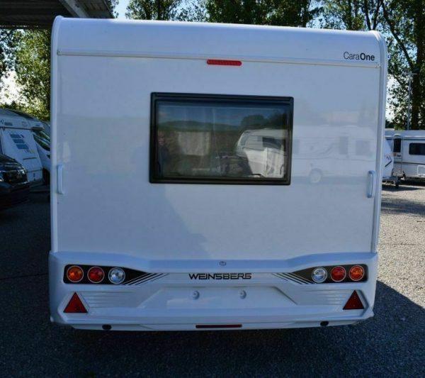 Inaktív járművek Weinsberg CaraOne 390 QD
